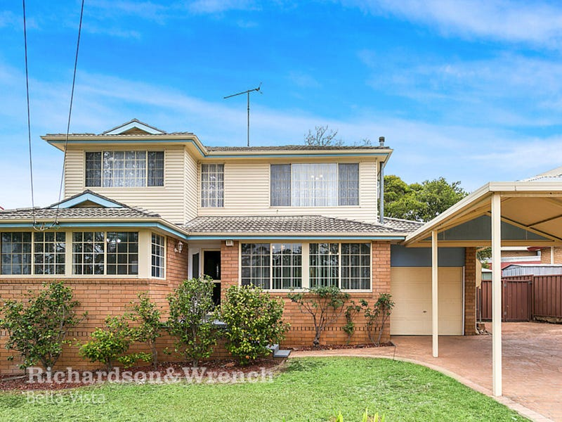 19 Spring Road, Kellyville, NSW 2155