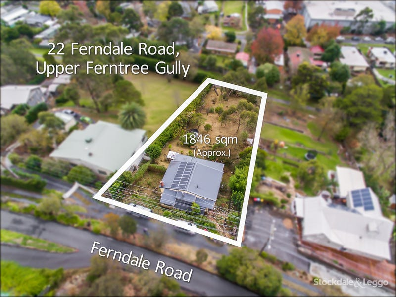 22 Ferndale Road, Upper Ferntree Gully, Vic 3156