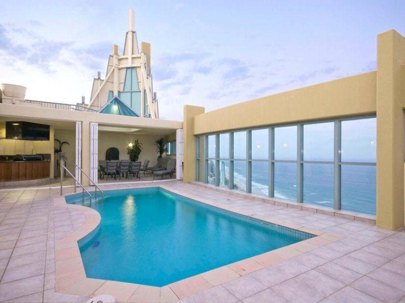 'SunCity' Penthouse 3400 Surfers Paradise Boulevard, Surfers Paradise, Qld 4217