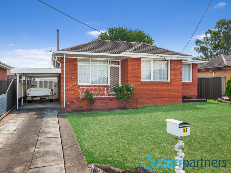33 Gibson Avenue, Werrington, NSW 2747