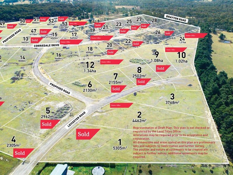 Lot 15 Betley Park Estate, Corridale Road, Marulan, NSW 2579