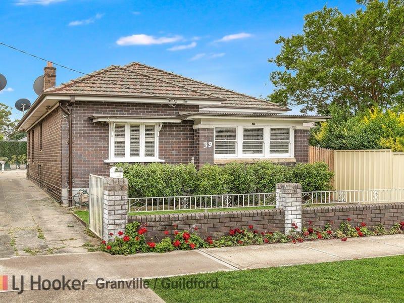 39 Victoria Street, Granville, NSW 2142