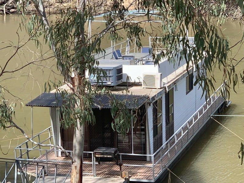 HX497N Houseboat, Echuca, Vic 3564