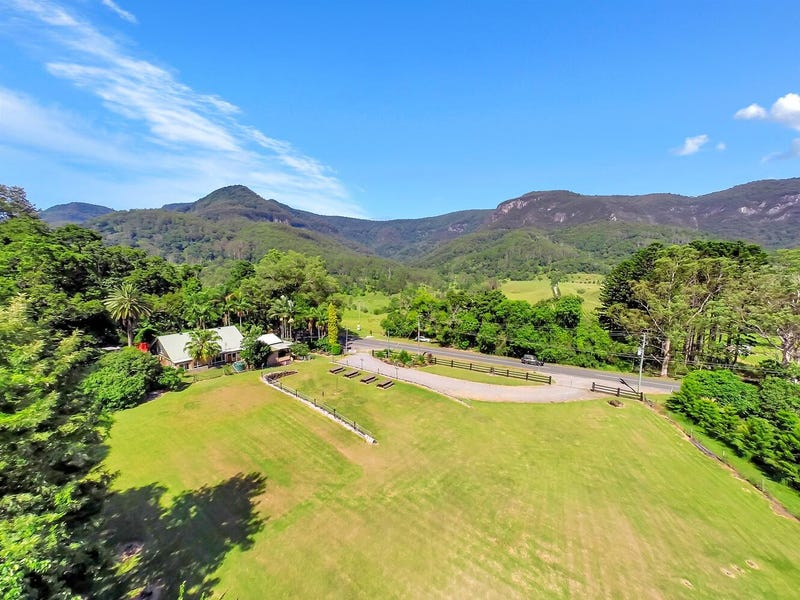 3175 Nerang Murwillumbah Road, Natural Bridge, Qld 4211
