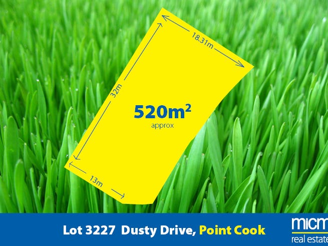 Lot 3227 Dusty Drive, Point Cook