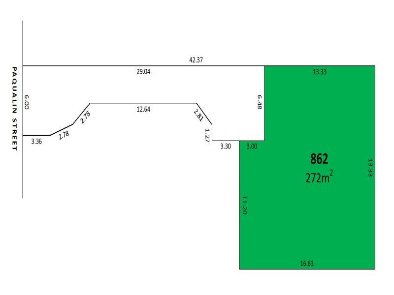 Lot 862/45 Paqualin Street, Hendon, SA 5014