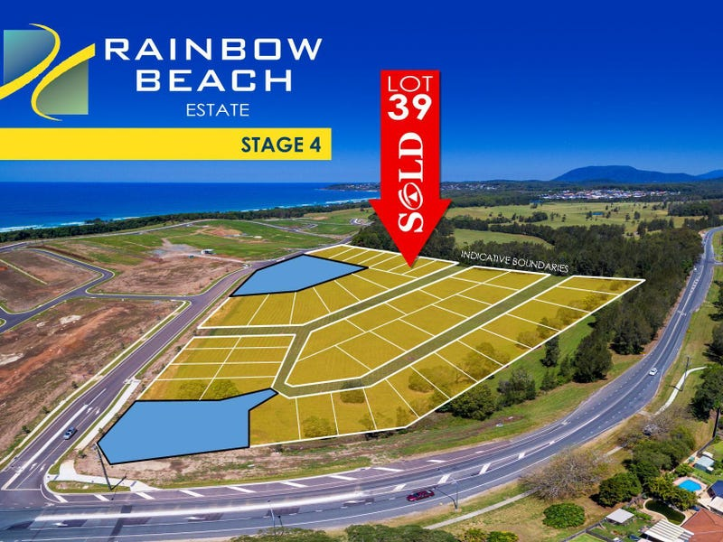 Lot 39 Rainbow Beach Estate, Lake Cathie, NSW 2445