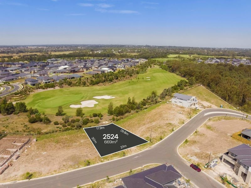 Lot 2524 Salvador Circuit | Stonecutters Ridge, Colebee, NSW 2761