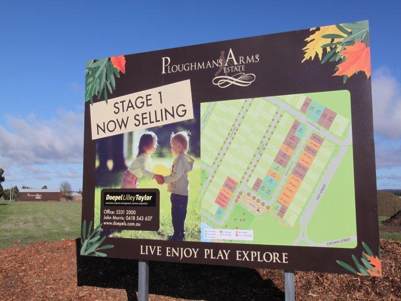 Lot 68 Dairymans Way, Bonshaw, Vic 3352