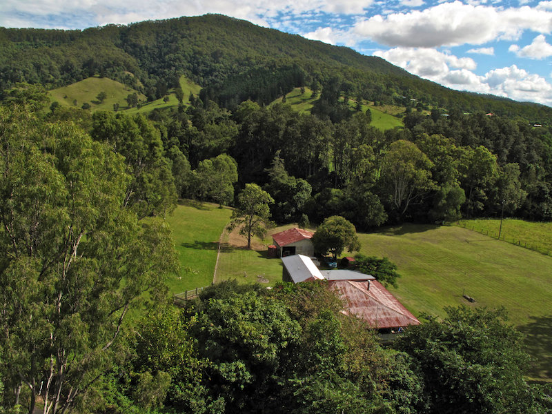 118 Lamington National Park Rd, Canungra, Qld 4275