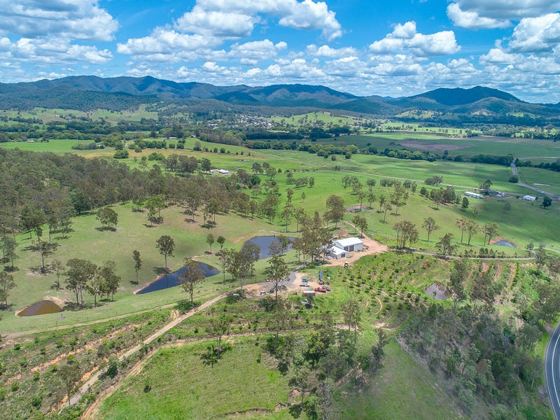 1810 Obi Obi Road, Kenilworth, Qld 4574