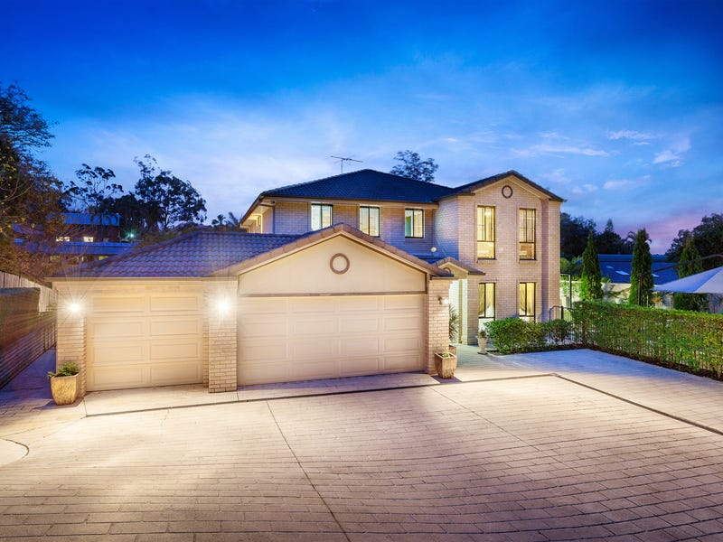 4 Giles Court, Mount Ommaney, Qld 4074