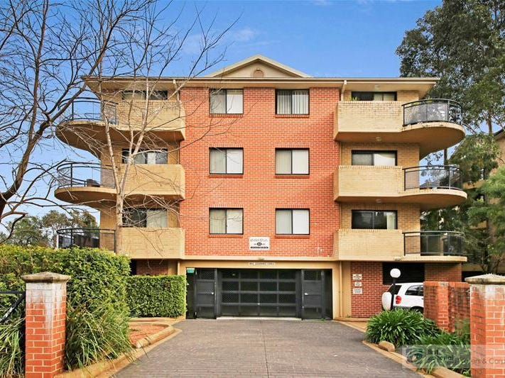 17/22 Blaxcell Street, Granville, NSW 2142