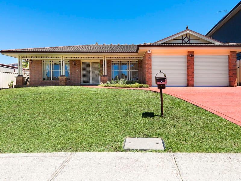 4 Nicholas Crescent, Cecil Hills, NSW 2171