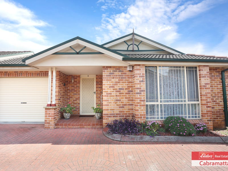 3/34 Longfield Street, Cabramatta, NSW 2166