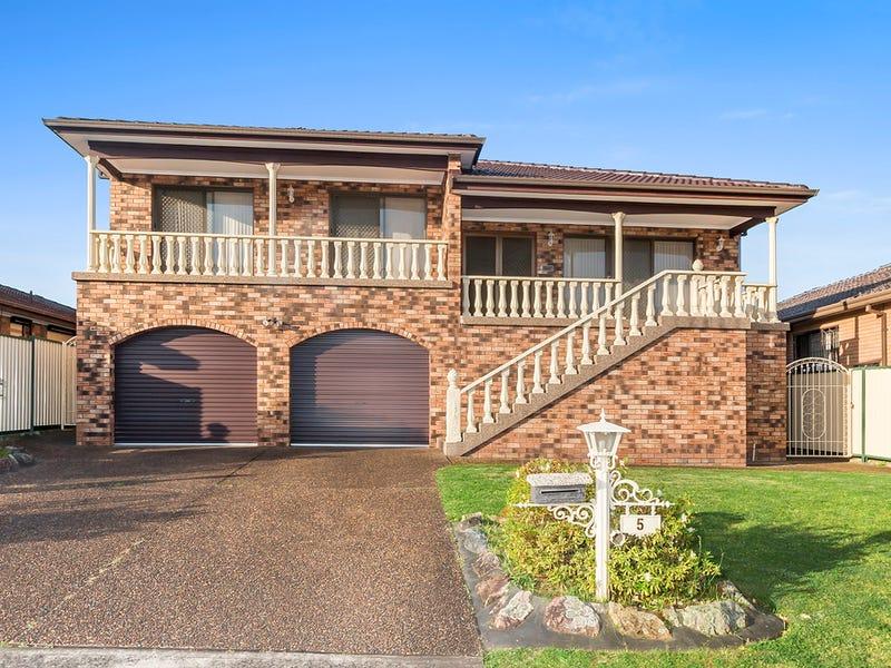 5 Salecich Pl, Bonnyrigg, NSW 2177