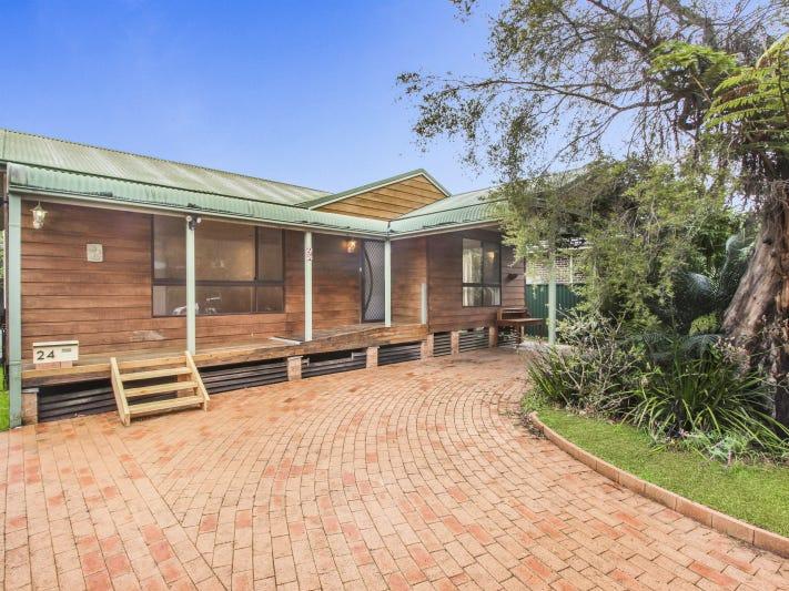 24 Laurence Avenue, Bundeena, NSW 2230