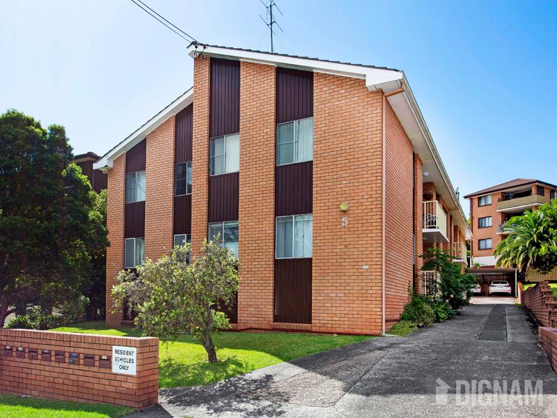 7/5 Mercury Street, Wollongong, NSW 2500