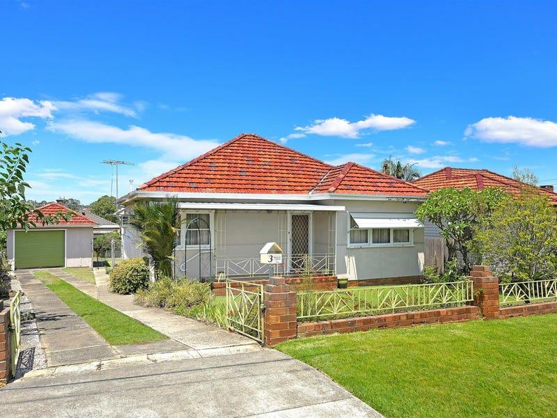 3 Wingara Street, Chester Hill, NSW 2162