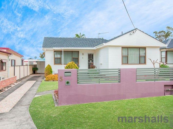 5 Maxwell Avenue, Belmont North, NSW 2280