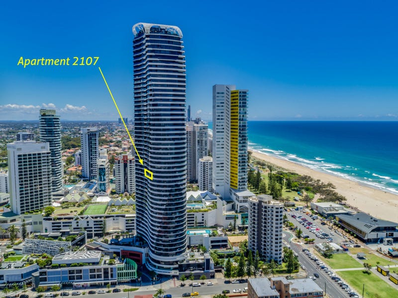 2107/1 Oracle Boulevard, Broadbeach