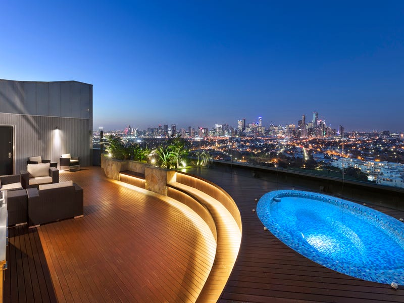 The Penthouse/85 Rouse Street, Port Melbourne, Vic 3207
