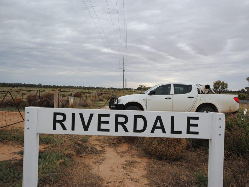 Part Riverdale Murrumbidgee River Road, Carrathool, NSW 2711