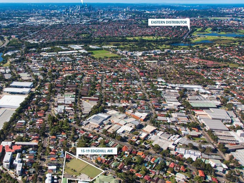 15-19 Edgehill Avenue, Botany, NSW 2019