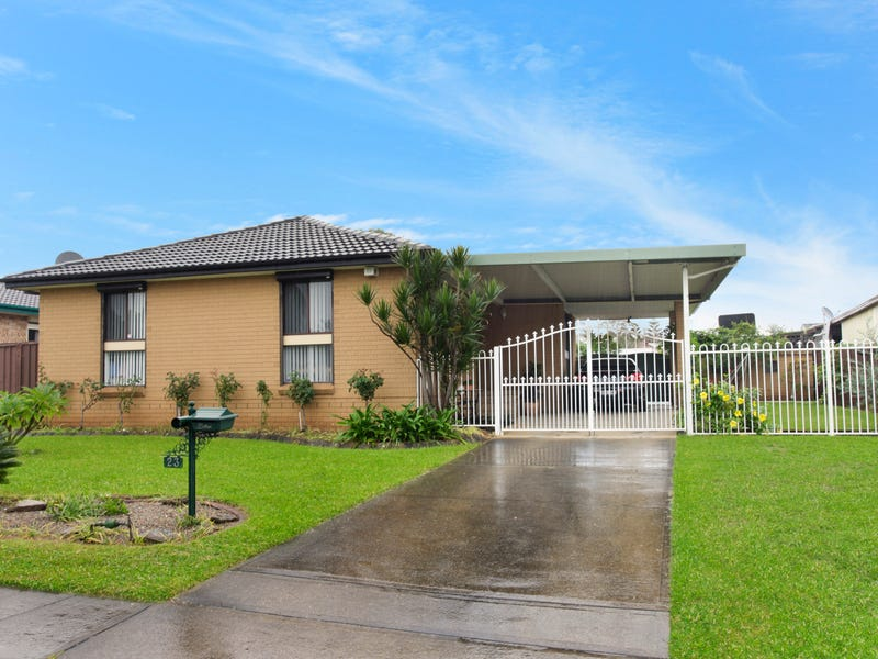 23 Shelley Place, Wetherill Park, NSW 2164