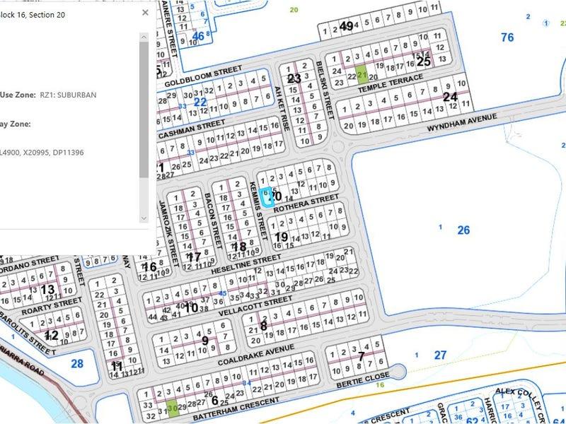16 Rothera Street, Denman Prospect, ACT 2611