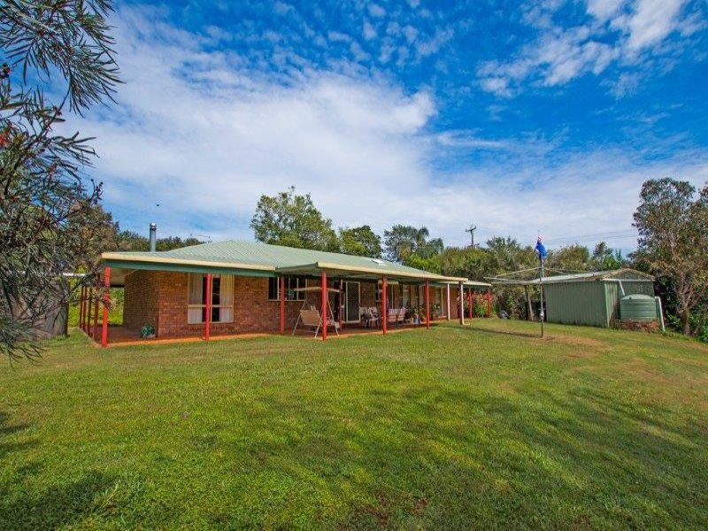 100  Molly's Grass Road, Tregeagle, NSW 2480