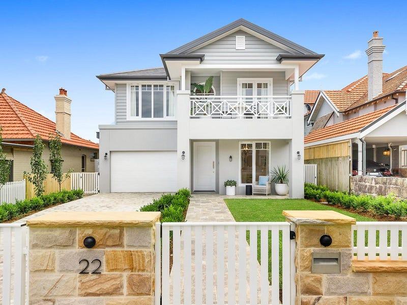 22 Wunda Road, Mosman, NSW 2088