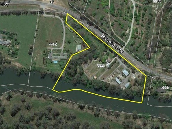 2243 Riverina Highway, Splitters Creek, NSW 2640
