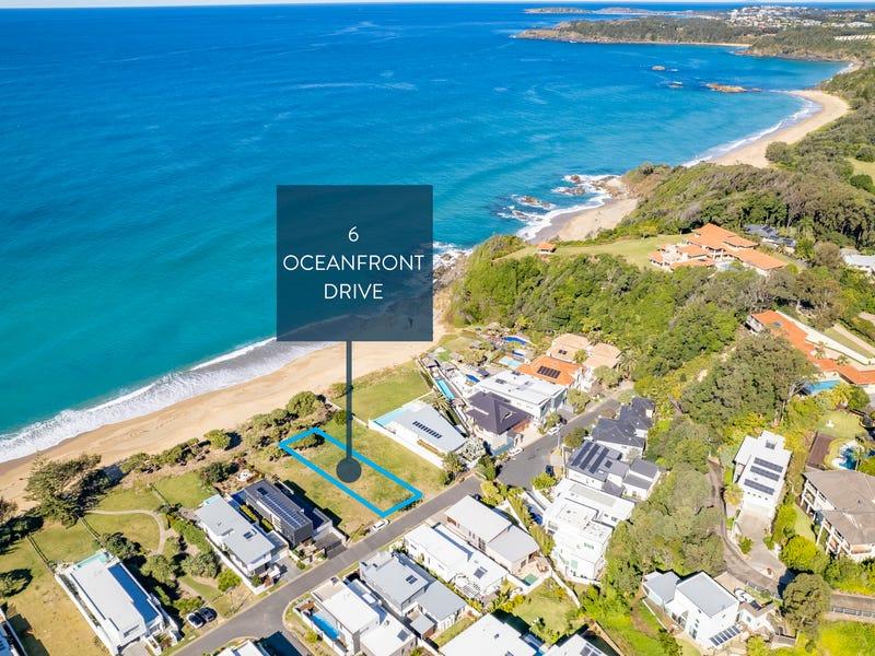6 Oceanfront Drive, Sapphire Beach, NSW 2450