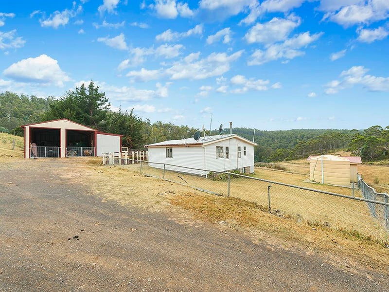 Lots 1 & 2/8609 Lyell Highway, Ouse, Tas 7140