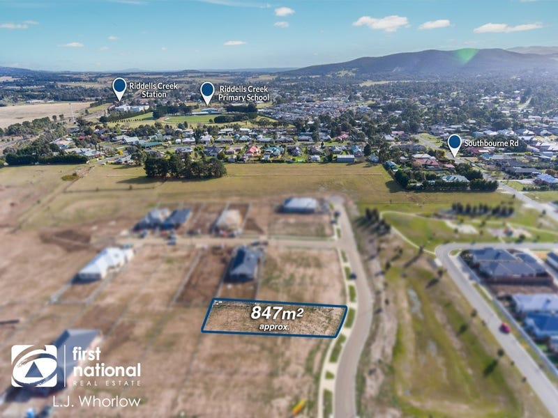 Lot 56, 5 Yellowgum Avenue, Riddells Creek, Vic 3431