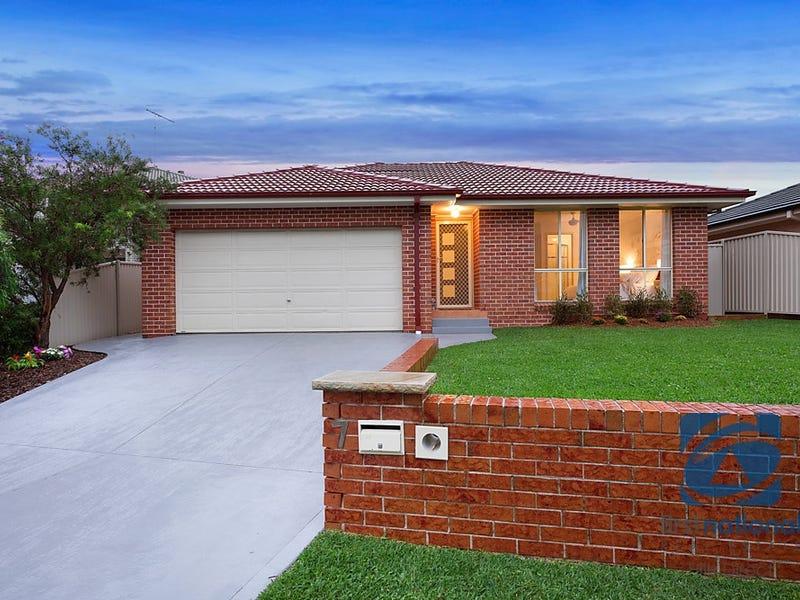 7 Pokolbin Avenue, Kellyville Ridge, NSW 2155