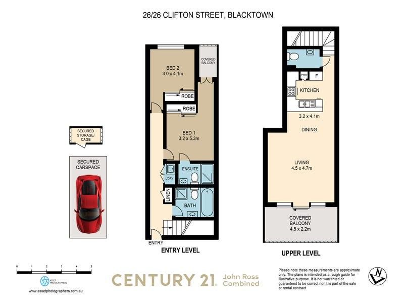 29/26 Clifton Street, Blacktown, NSW 2148