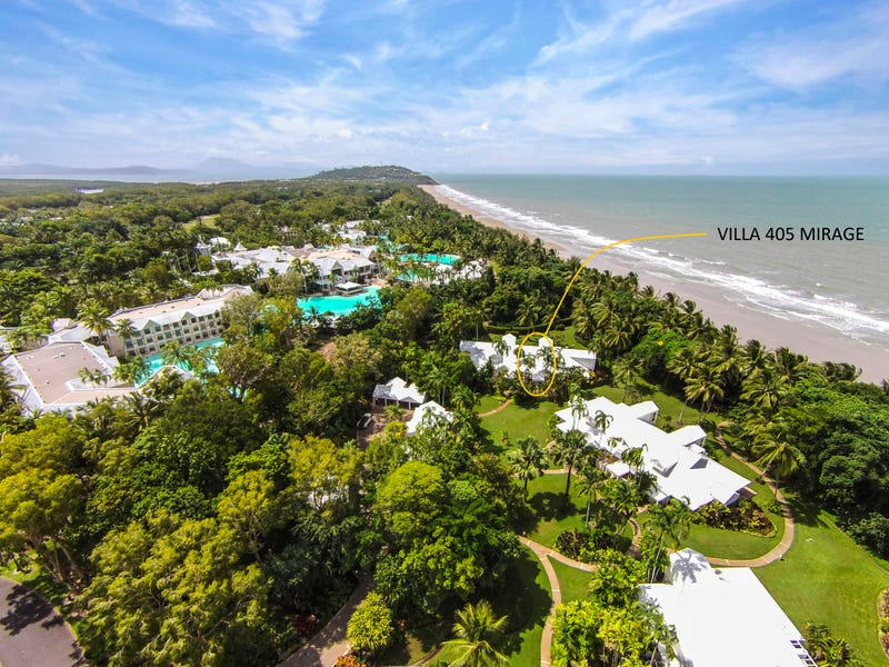 Villa 405 Mirage Resort, Port Douglas, Qld 4877