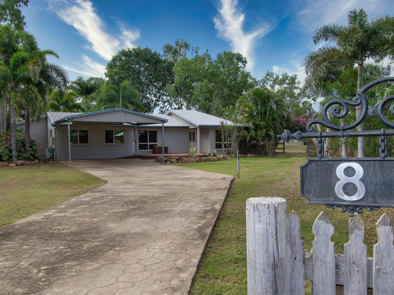 8 Baystone Court, Kelso, Qld 4815