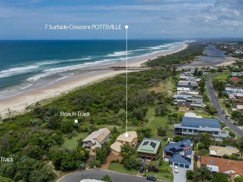7 Surfside Crescent, Pottsville, NSW 2489