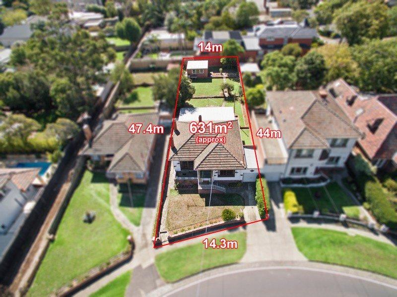 19 Park Crescent Aberfeldie Vic 3040 Property Details