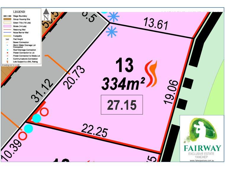 Lot 13, Lot 13 Bonville Place, Yanchep, WA 6035