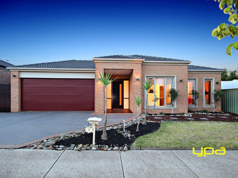 4 Lambertia Loop, Caroline Springs, Vic 3023