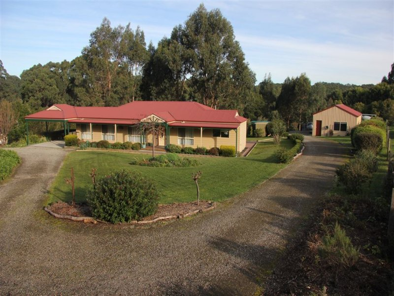 13 Old Thorpdale Road, Mirboo North, Vic 3871