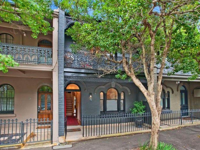 4 Darling Street, Glebe, NSW 2037