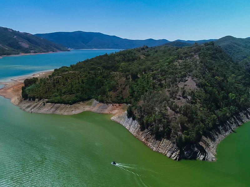 Wade Island, Wee Jasper, NSW 2582