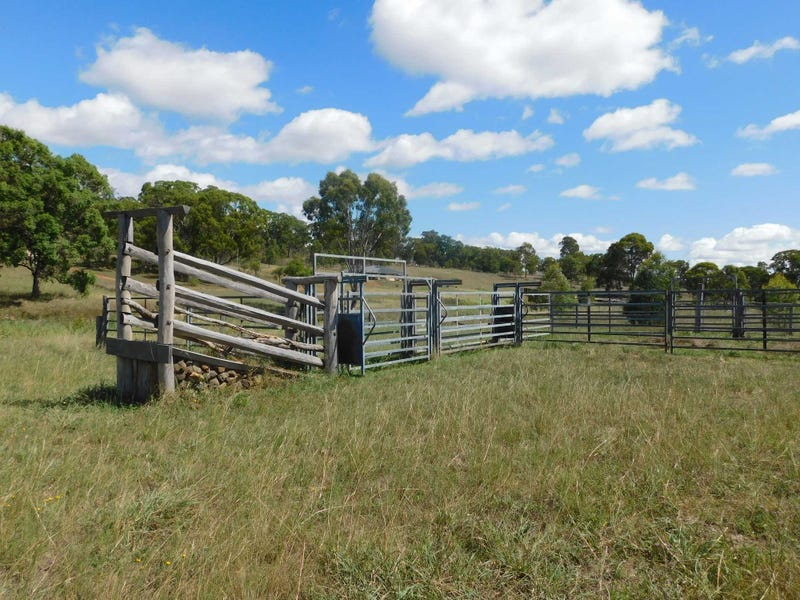 1193 Cullendore Road, Elbow Valley, Qld 4370