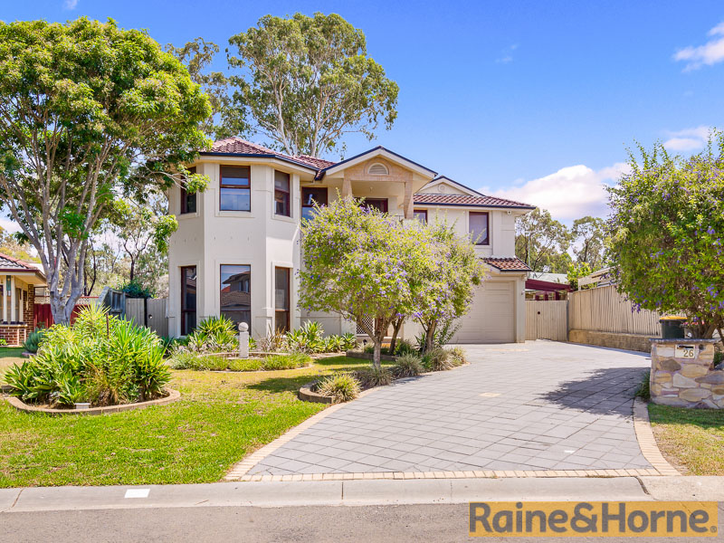 26 Carmelita Circuit, Rouse Hill, NSW 2155
