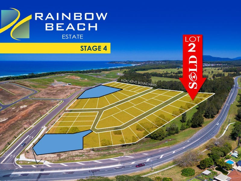 Lot 2 Rainbow Beach Estate, Lake Cathie, NSW 2445